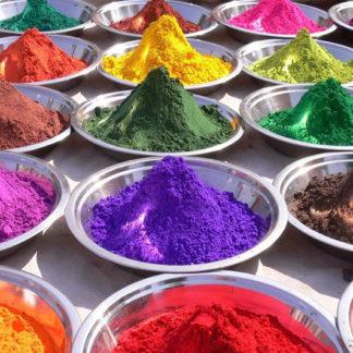 Barwniki i pigmenty